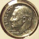 1952 GEM Proof Roosevelt Silver Dime #0174