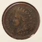 1903 Indian Head Penny Fulll Liberty Fine Details #0714