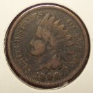 1899 Indian Head Penny G #0804