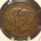 1927 Medal celebrating 60th anniversary of the Canadian Confederation EF #0995