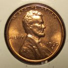 1960-D Large Date Lincoln Memorial Penny MS65R #1004