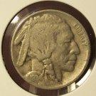 1934 Buffalo Nickel Full Date F12 #1015