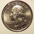1992-P Washington Quarter MS65 #1021