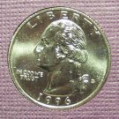 1996-D Washington Quarter BU #01027