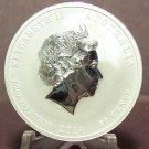 2014 Australian Year of the Horse Silver Bullion 50 cent coin KM2110 #049
