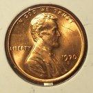 1970-S Lincoln Memorial Penny Lrg Dt CH BU #018