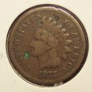 1875 Indian Head Cent G #01038