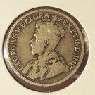 KM#17 1917-C Silver Newfoundland Quarter #041