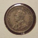 KM#14 1917-C Silver Newfoundland Dime #043