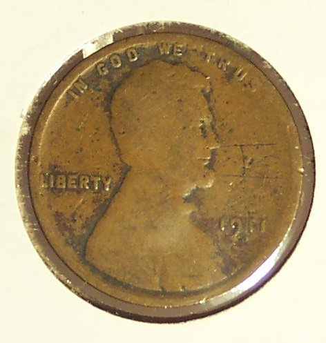 1911-D Lincoln Wheat Penny AG #068