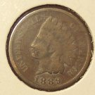 1889 Indian Head Penny G4 #005
