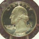 1979-S Washington Proof Quarter Typ 1 DCPF65 #672