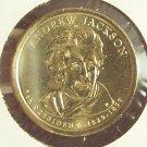 2008-P Andrew Jackson Dollar BU #851