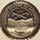 "2004-S Proof Jefferson Nickel ""Peace"" #1002"