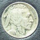 1916 Buffalo Nickel EF #009