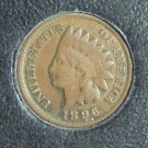 1896 Indian Head Penny F12 #0402