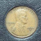 1929-S Lincoln Wheat Back Penny VF #535