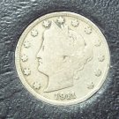 "1911 Liberty ""V"" Nickel VG #0746"