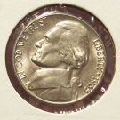 1965 Jefferson Nickel BU #0465