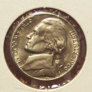 1966 Jefferson Nickel BU #556