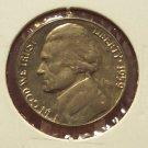 1959 Jefferson Nickel BU #01106