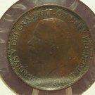 1936 British Penny VF+ KM#838 #1111