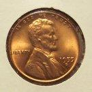 1955-D Lincoln Wheat Penny Gem BU #1118
