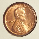 1977-D Lincoln Memorial Penny Gem BU #01121