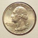 1944-D Silver Washington Quarter BU #012