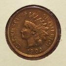 1903 Indian Head Penny GEM BU #298
