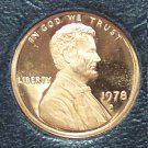 1978-S Proof Lincoln Memorial Penny #1138