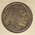 1935 Buffalo Nickel G4 FULL DATE #01161