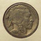 1936 Buffalo Nickel F15 #01164