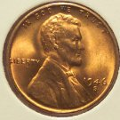 1946-S Lincoln Wheat Back Penny BU #1188