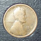 1914-S Lincoln Wheat Back Penny G4 #219