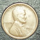"""1922-D Lincoln Wheat Back Penny Weak """"D"""" Variety F12 #223"""