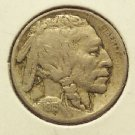 1915 Buffalo Nickel F15+ FULL DATE #1196