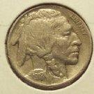 1918 Buffalo Nickel F15+ FULL DATE #1198