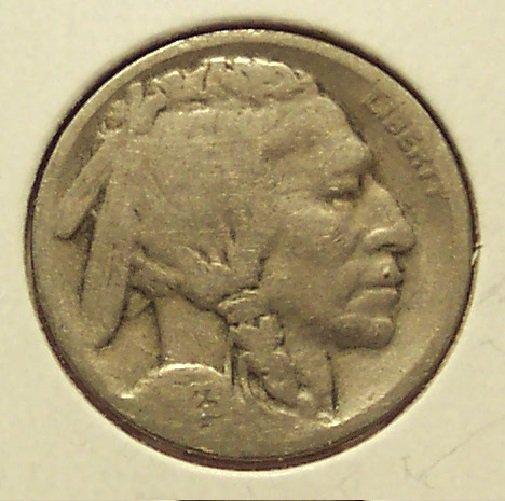 1923-S Buffalo Nickel VG8 #1200
