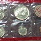 1969 P & D Mint set