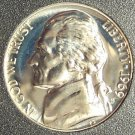 1969-S Proof Jefferson Nickel PF65 #0054