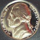 1970-S Proof Jefferson Nickel PF65 #0323
