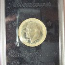 1974-S Eisenhower Deep Cameo Proof Silver Dollar