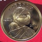 2006-S Deep Cameo Proof Sacagawea Dollar #0935