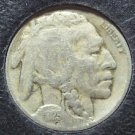 1925-D Buffalo Nickel VF #492
