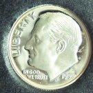 1999-S GEM Proof Silver Roosevelt Dime PF65DCAM #809