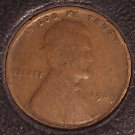 1909 Lincoln Wheat Back Penny G4 #0392
