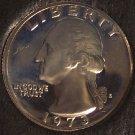 1973-S Proof DCAM Washington Quarter PF65 #739