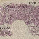 Great Britain 10 shillings 1948 GB-368