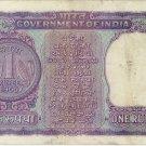 India 1 Rupee 1966 IN-77